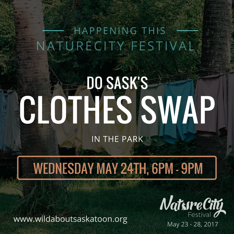 Do Sask Pop-up Clothes Swap