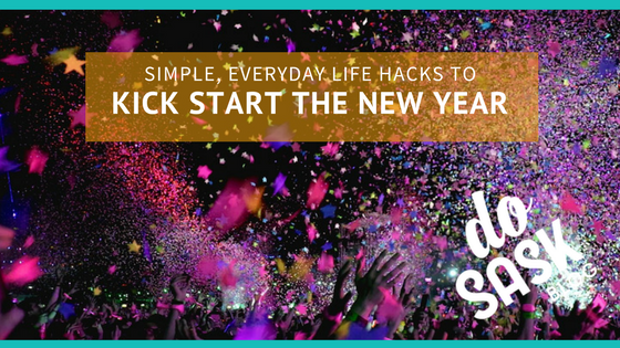 Simple habits to help you kick start the new year